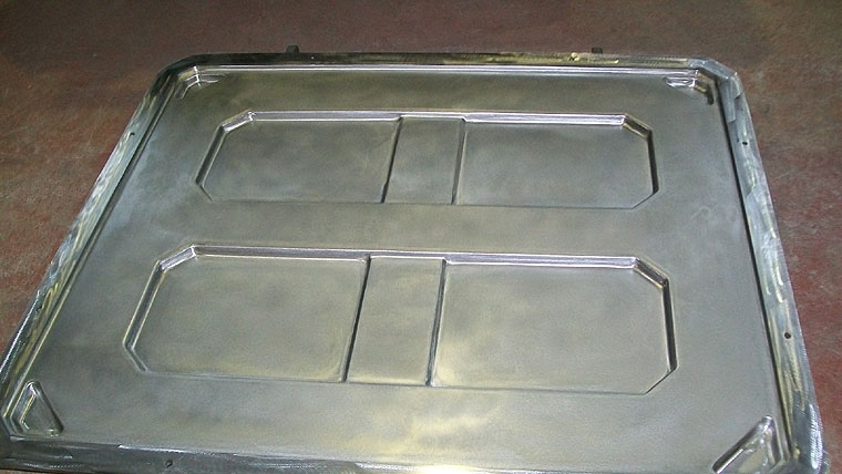 double wall container lid