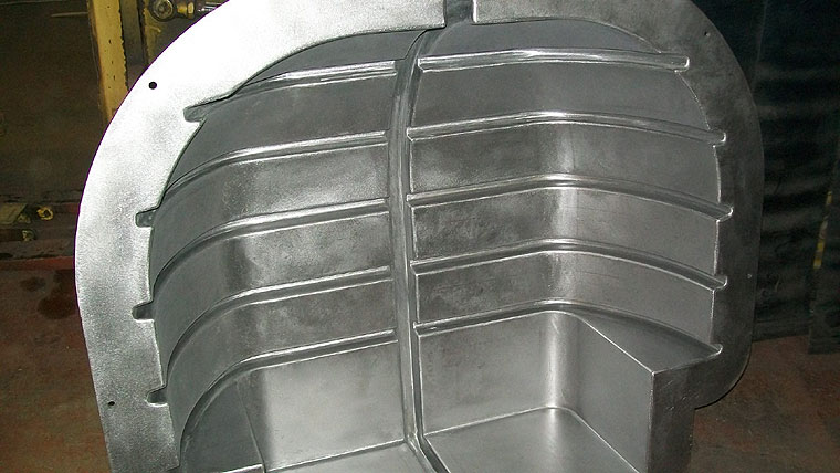 wheel arch mould